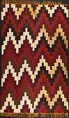 Cloth/cloak woven in two panels