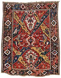East Caucasian Dragon Carpet
