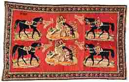 Karabagh Pictorial Rug