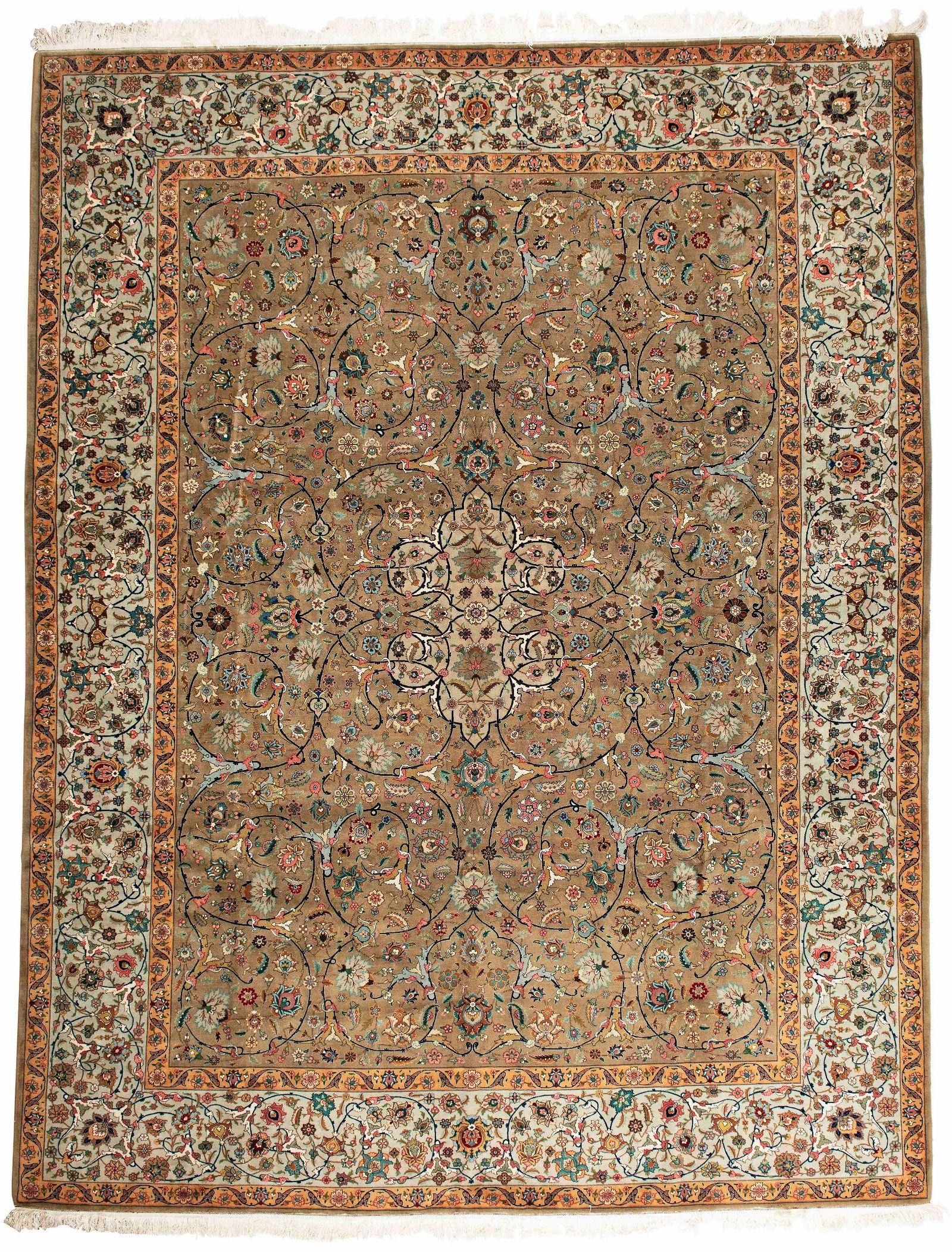 Fine Tabriz Carpet