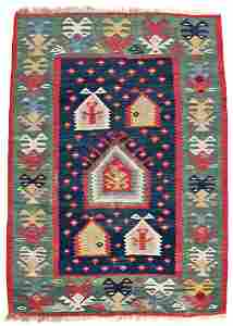 Sarkoy Prayer Kilim