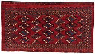 Turkmen Chuval from the Amu Daria Area