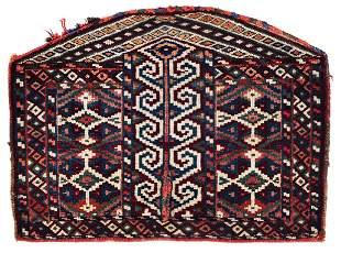 Yomut Saddle Cloth