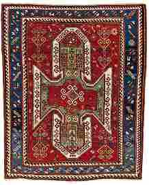 Large Sevan Kazak Rug