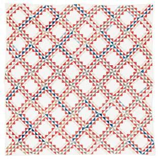 American Quilt (Ocean-Wave Design)