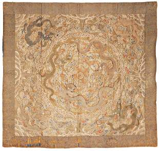 Chinese Silk Textile