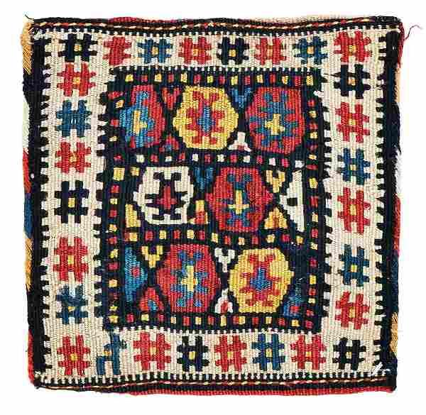 Shahsavan Kilim Baby Bag
