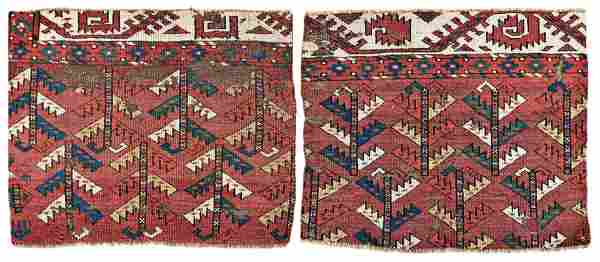 Two Elem Fragments of an early Main Carpet