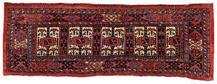 Turkmen Torba or Trapping