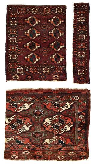 Three Arabatchi Fragments of two Chuvals
