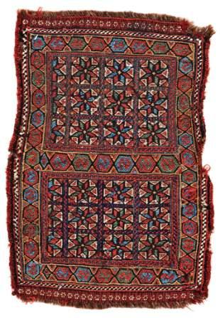 Qashqai Soumak Bag Face