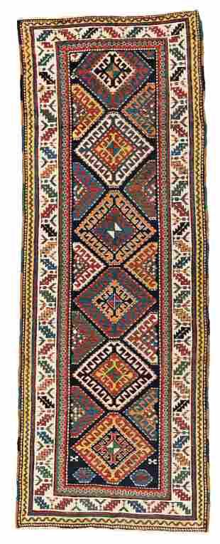 Shulaver Kazak Rug