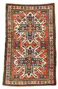 Eagle Kazak (Chelaberd) Rug