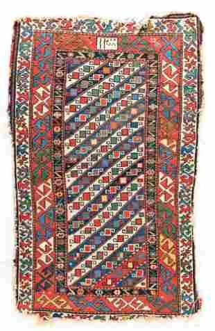 Small Kazak Rug