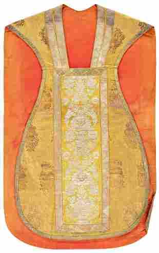European Priests Robe