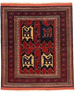 Replica of a Selchuk Rug