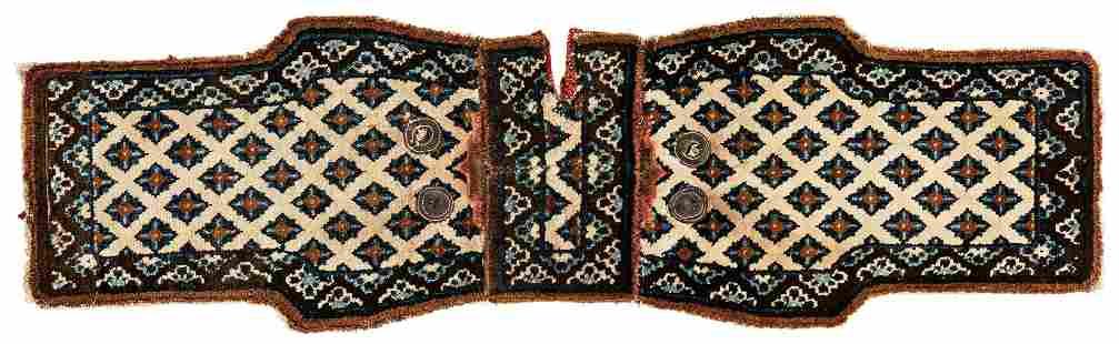 Mongolian Saddle Cover