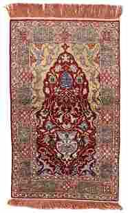 Silk Kayserie Rug