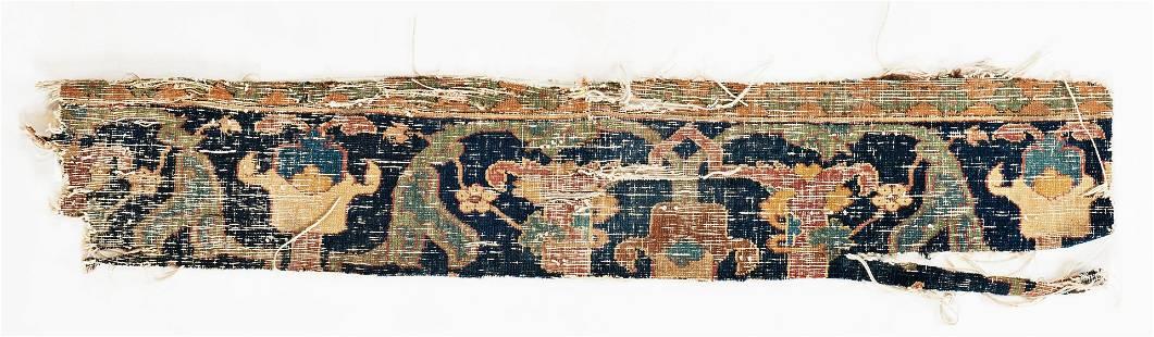 Persian Carpet Fragment