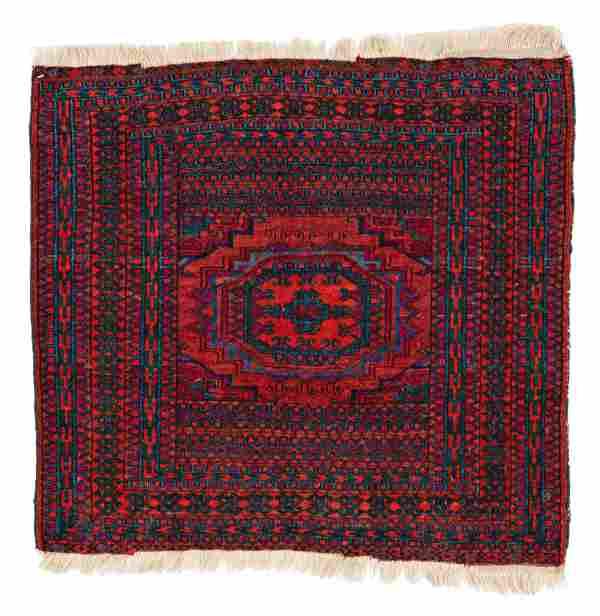Turkmen Bag Face