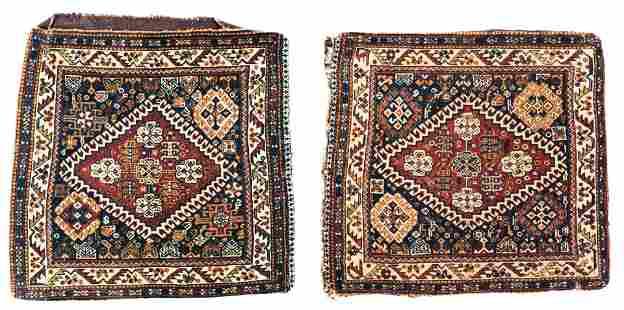 Pair of Qashqai Bags