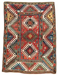 Bordjalou Kazak Rug