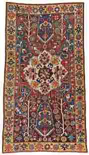 Early Kurdish Anatolian Rug
