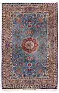 Signed Isfahan Hekmat Nejad Carpet