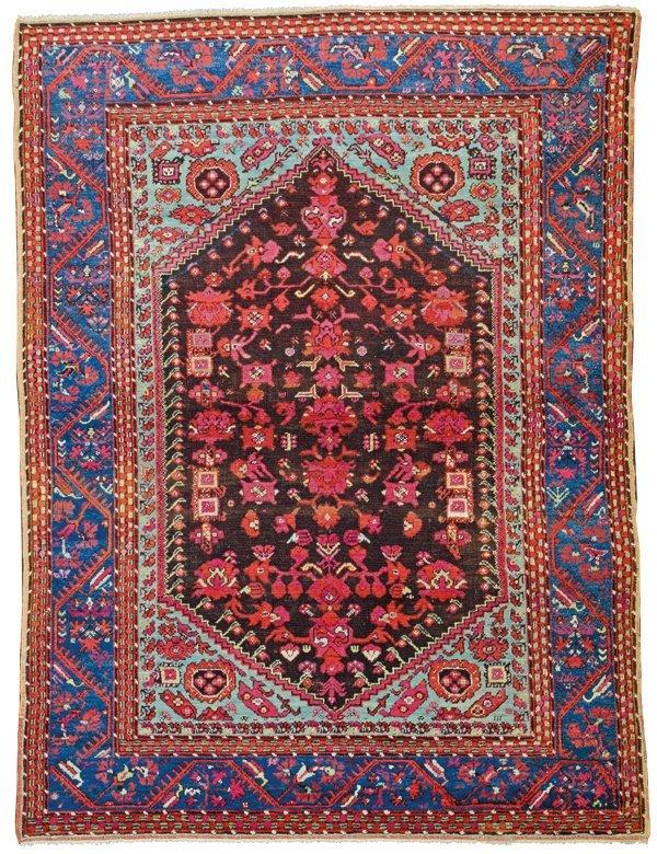 Kula Dimirci rug, Turkey circa 1860