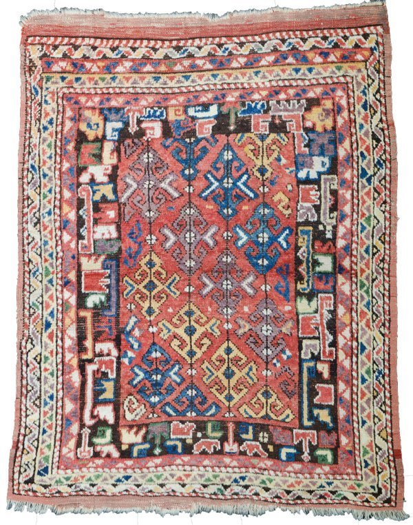 Konya rug, Turkey circa 1860