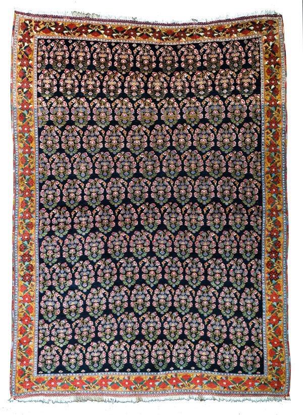 Afshar rug, Persia circa 1860