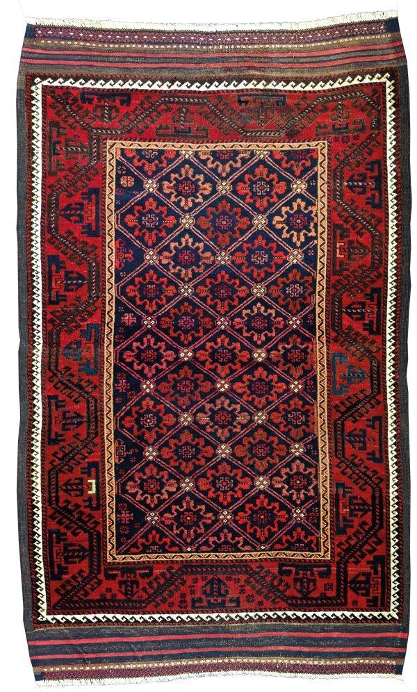 Belouch rug, Persia circa 1910