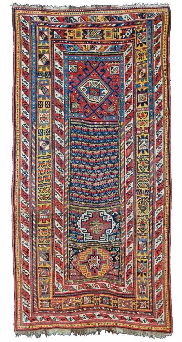 Lori rug, Persia circa 1890