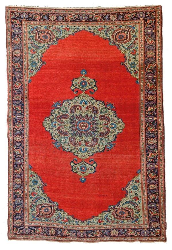 Bijar rug, Persia circa 1910
