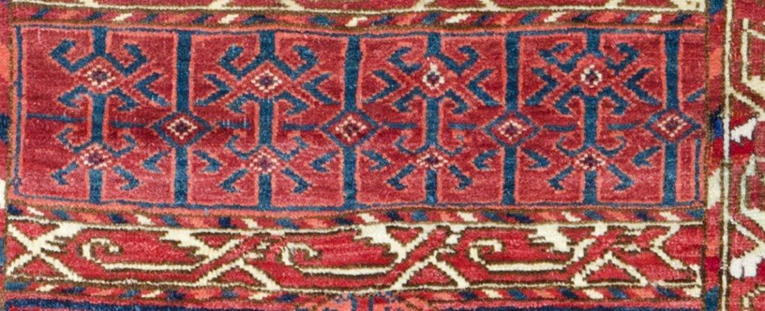Tekke engsi, Turkmenistan circa 1860 - 5