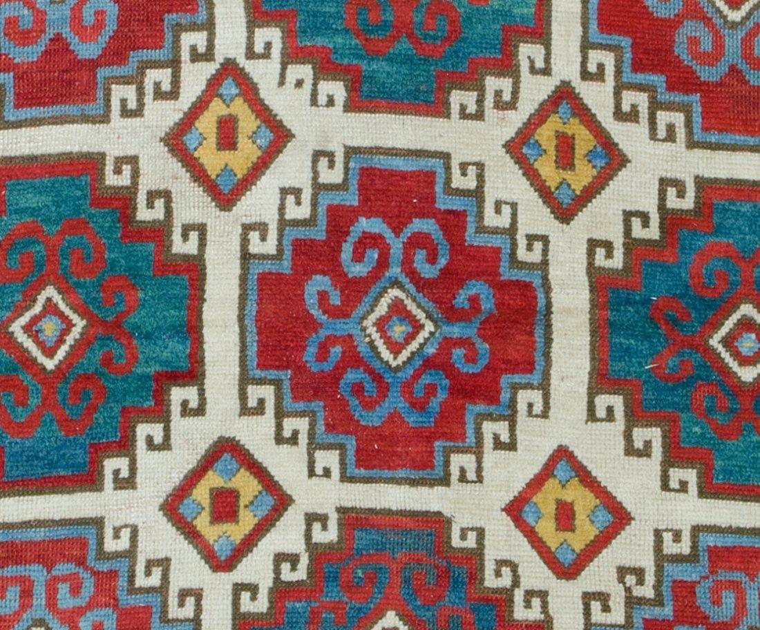 Kazak rug, Caucasus circa mid-19th century - 2