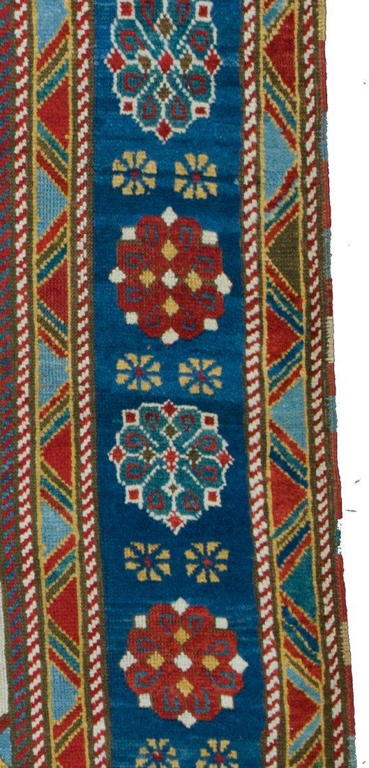 Kazak rug, Caucasus circa mid-19th century - 4