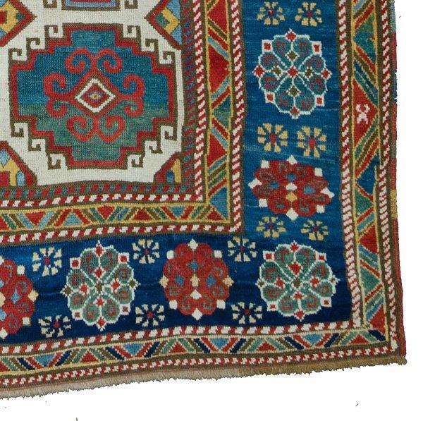 Kazak rug, Caucasus circa mid-19th century - 5