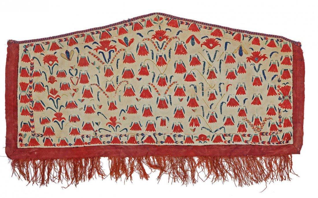 Tekke embroidered asmalyk