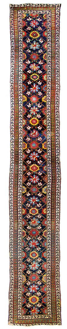 Kurdish long rug
