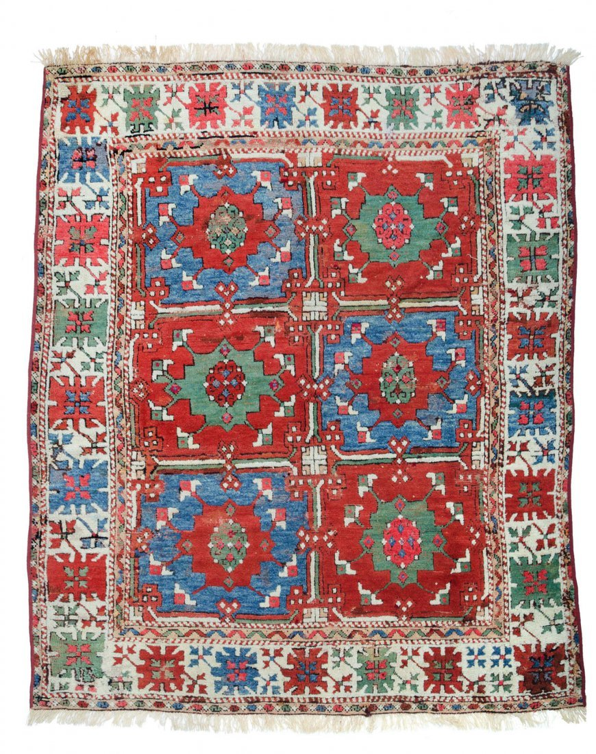 West Anatolian village rug