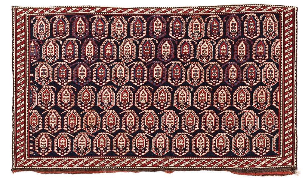 Shah Savan Sumakh Mafrash 4 pieces