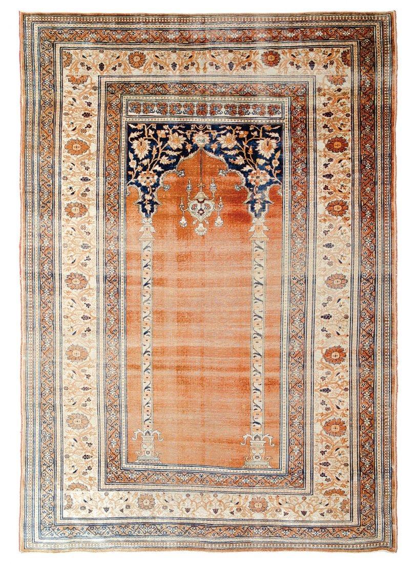 Tabriz Silk