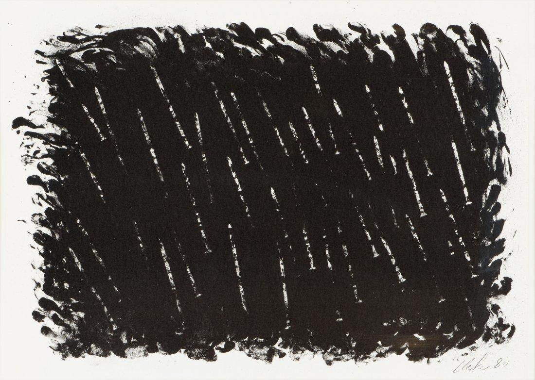 Guenther Uecker* (1930 Wendorf/Pommern) Zander Art,