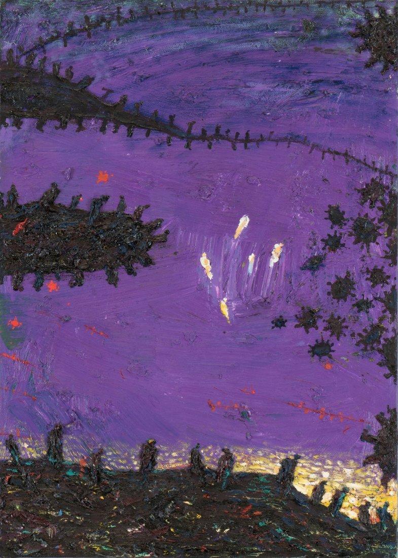 Gunter Damisch * (1958 Steyr) o. T., 1998