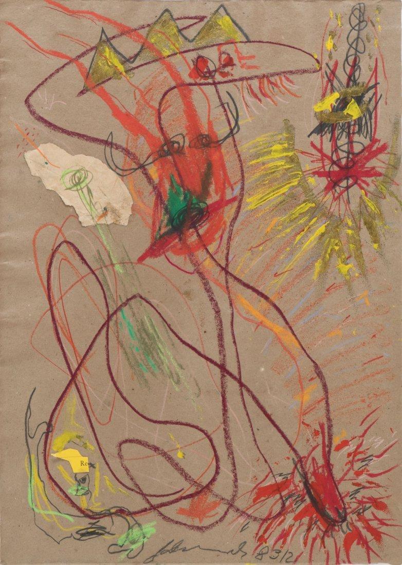 Gunter Damisch * (1958 Steyr) King, 1983