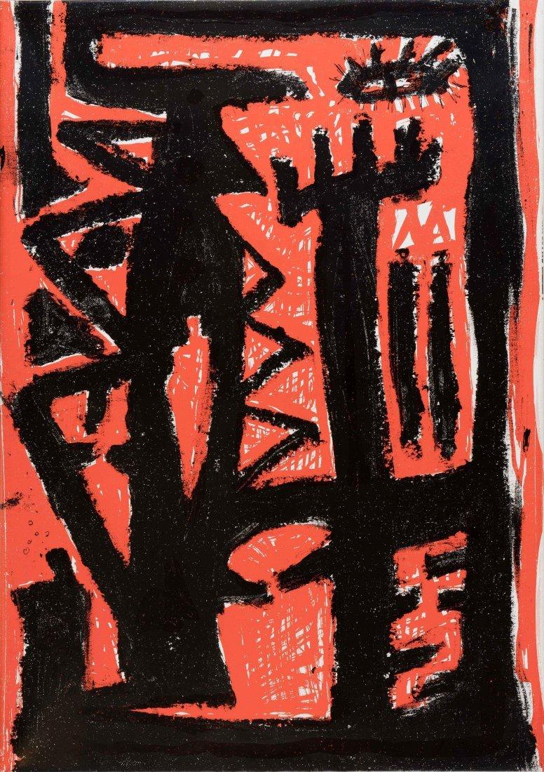 Gunter Damisch * (1958 Steyr) o. T., 1997