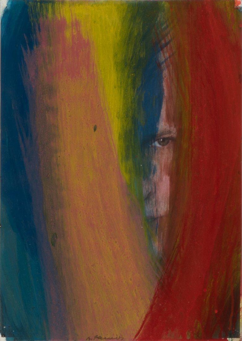 Arnulf Rainer * (1929 Baden bei Wien) uebermalung, 2004