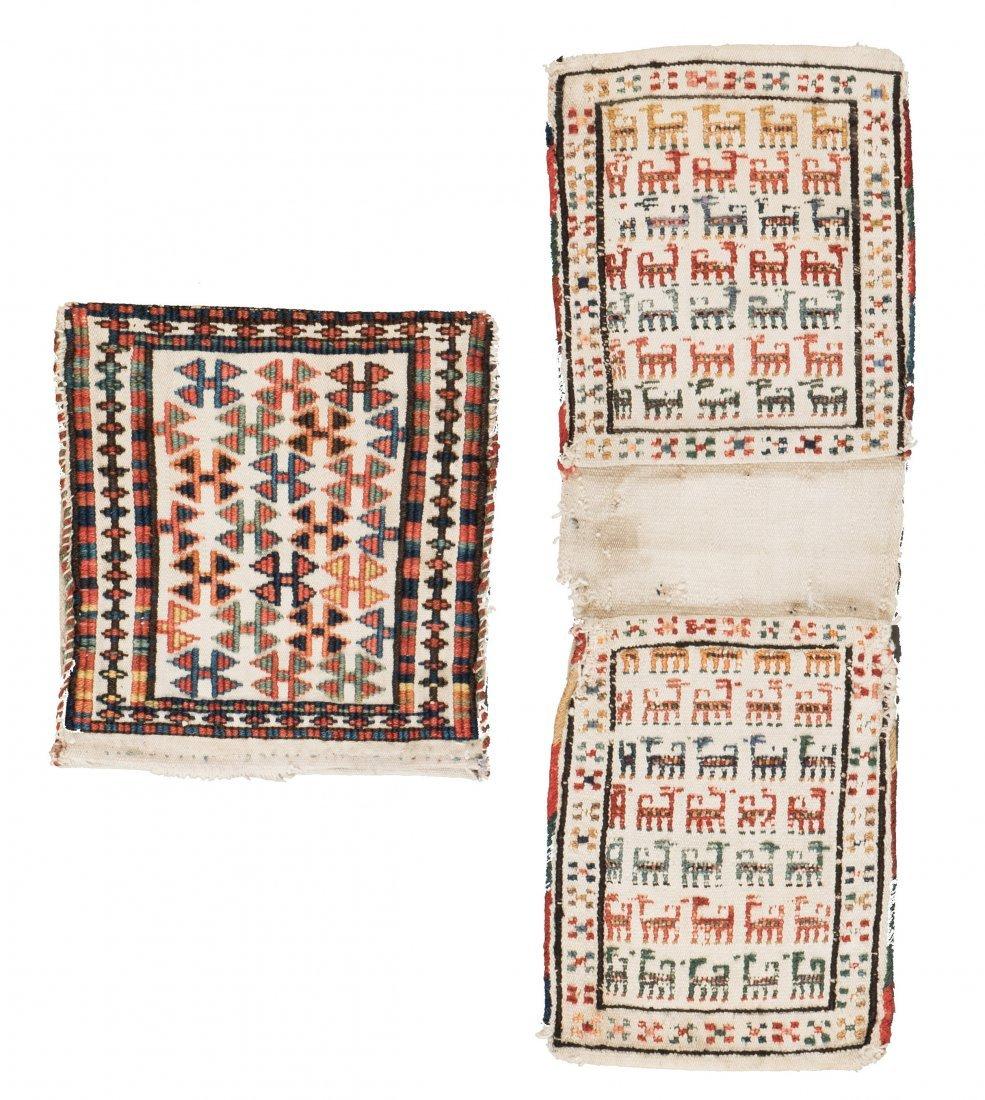 Two Shahsavan Bags