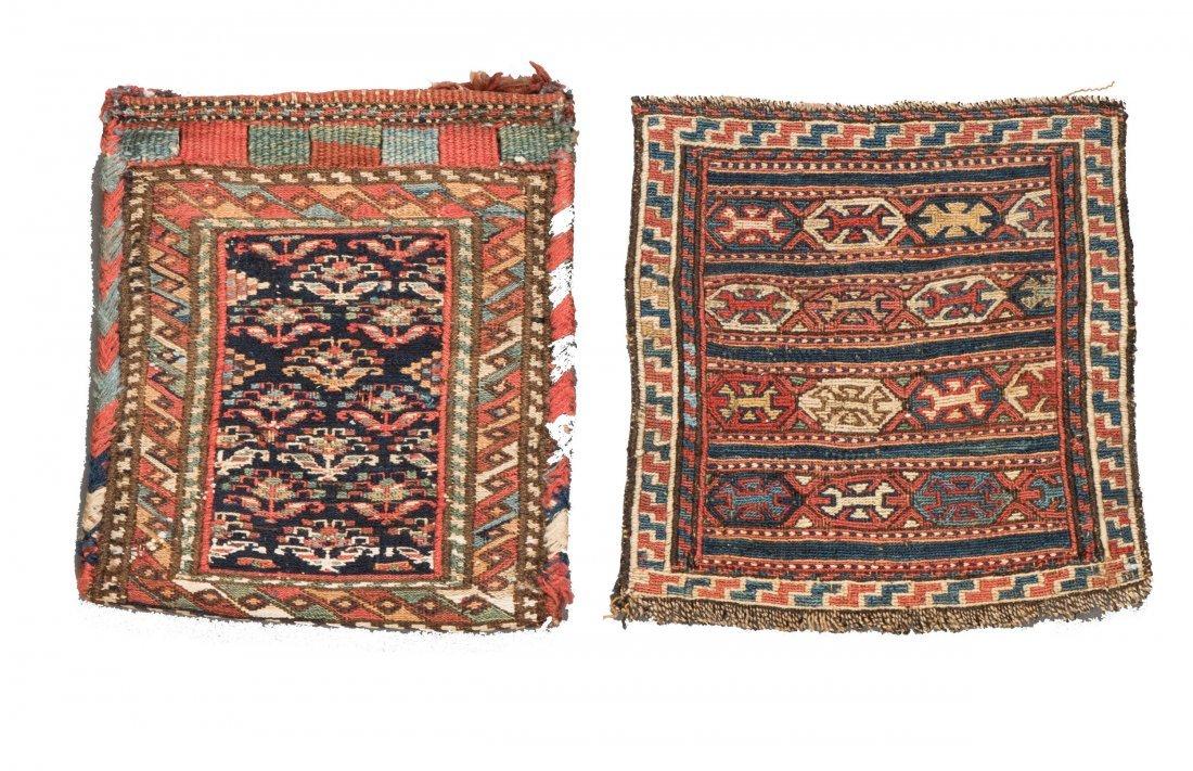 Two Soumak Bags